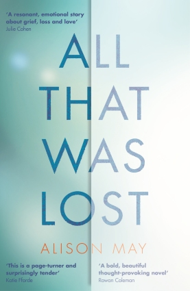 All That Was Lost Cover