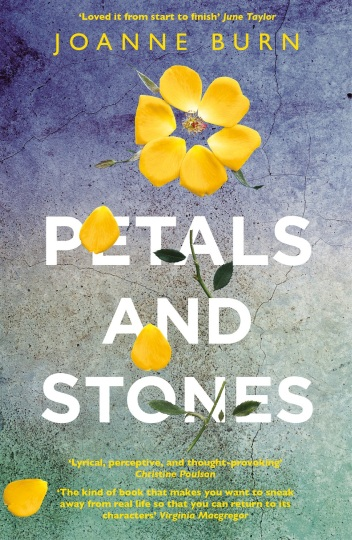 Petals and Stones Cover smaller